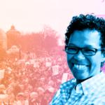 black queer buddhist teacher leading an awakening